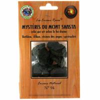 Encens rares - Mystères du Mont Shasta - celui qui vit selon la loi divine - Spiritualité - 25 gr