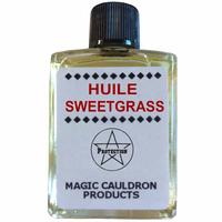 Huile Sweetgrass