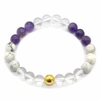 Bracelet Nuits reposantes lithothérapie