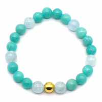 Bracelet Bonheur et joie de vivre lithothérapie