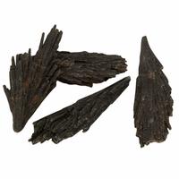 Cyanite noire du Brésil de 25 à 35mm