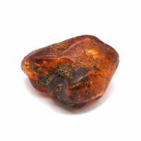 Pièce unique - Ambre pierre roulée de 6g