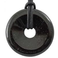 Pi-chinois Tourmaline noire 40mm Extra