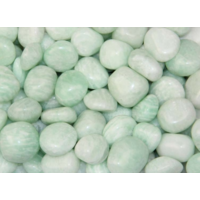 Amazonite pierre roulée de 20 à 30mm - Lot de 3