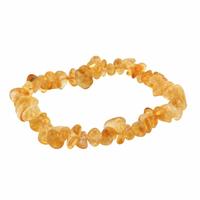 Bracelet baroque Citrine Extra