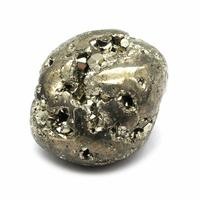 Pyrite naturelle pierre roulée de 25 à 35mm