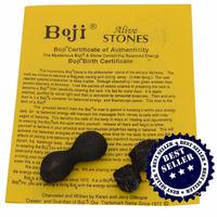 Pierres de Boji de 30 à 35 mm forme libre avec Certificat d'authenticité