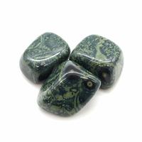 Jaspe Kabamba pierre roulée de 25 à 30 mm - Lot de 3pcs