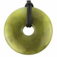 Pi-chinois Jade de Birmanie 40mm