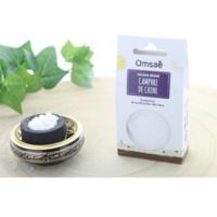 Encens résine en poudre camphre de chine 50 g