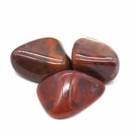 Agate Flamme pierre roulée de 20 à 30 mm Extra - Lot de 3pcs