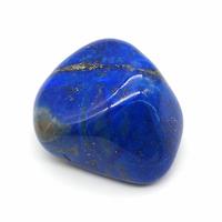 Galet lapis lazuli pierre roulée de 30 à 35mm - Extra