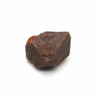 Zircon rouge pierre brute de 10 à 15mm