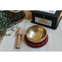 Coffret Bol chantant Traditionnel Diamètre env. 10 cm