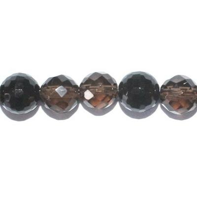 8054-perle-en-quartz-fume-facettee-boule-8-mm