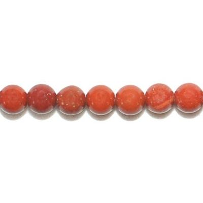 7352-perle-en-jaspe-rouge-boule-4-mm