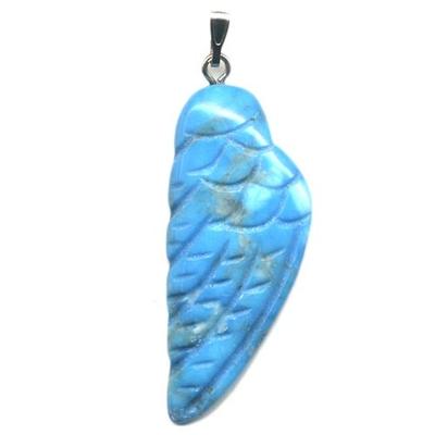 7462-pendentif-howlite-turquoise-40x15-mm-en-aile-d-ange