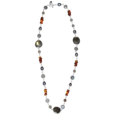6957-collier-design-en-labradorite-ambre-et-perle-en-argent-925