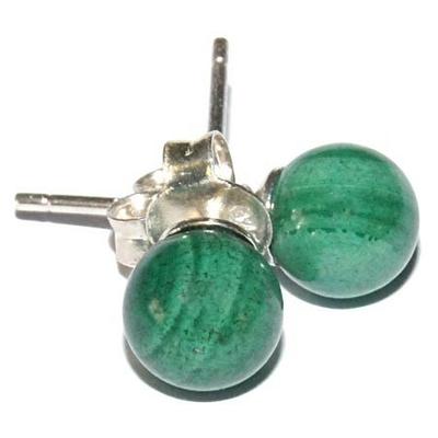 6894-boucles-d-oreilles-boule-6mm-malachite-en-argent