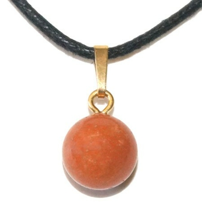 6818-pendentif-aventurine-orange-boule-10mm-plaque-or