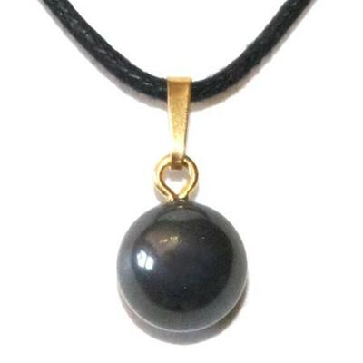 6799-pendentif-hematite-boule-10mm-plaque-or