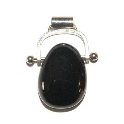 6587-pendentif-onyx-pierre-percee-avec-attache-argentee