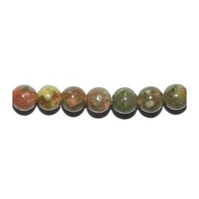 4978-perle-en-unakite-boule-4-mm