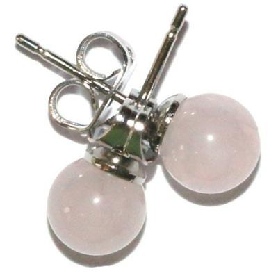 4427-boucles-d-oreilles-boule-6mm-quartz-rose