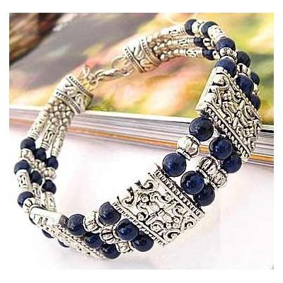 3433-bracelet-tibetain-en-howlite-lapis-type-22