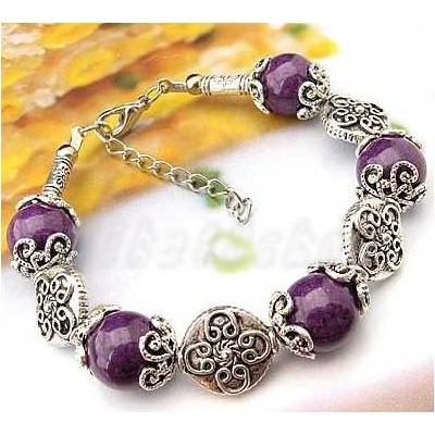 3427-bracelet-tibetain-en-agate-mauve-type-16