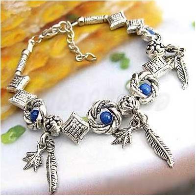 3425-bracelet-tibetain-en-howlite-lapis-type-20