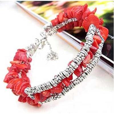 3397-bracelet-tibetain-en-corail