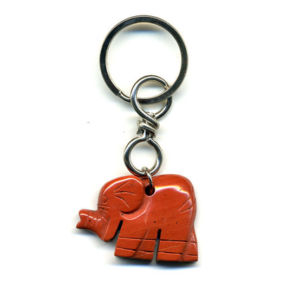 3188-porte-clefs-elephant-en-jaspe-rouge