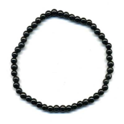 2758-bracelet-en-tourmaline-noire-boules-4mm