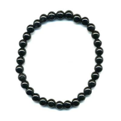 2757-bracelet-en-tourmaline-noire-boules-6mm