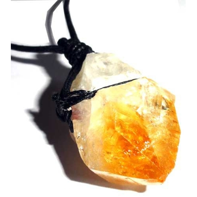 2718-collier-citrine-cristal-brute