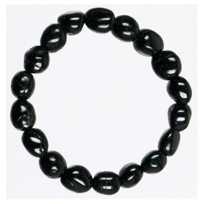 2648-bracelet-pierres-roulees-en-tourmaline-noire
