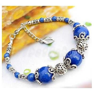 2470-bracelet-tibetain-en-howlite-lapis-type-7