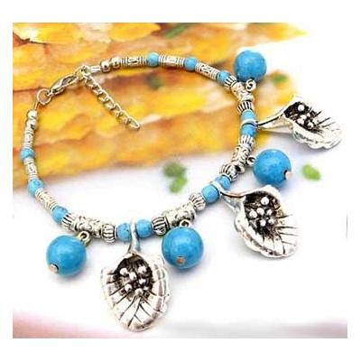 2446-bracelet-tibetain-en-howlite-turquoise-type-6
