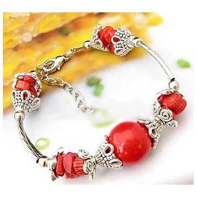 2442-bracelet-tibetain-en-corail-type-5