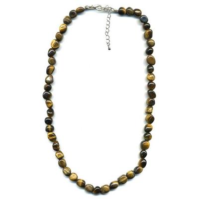 1980-collier-oeil-de-tigre-pierres-roulees