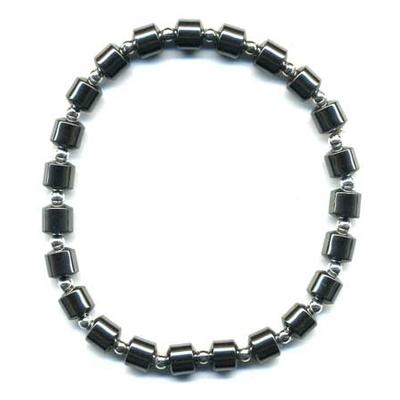 1950-bracelet-hematite-cabochon