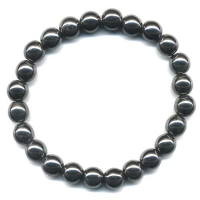 6823-bracelet-hematite-boule-8-mm