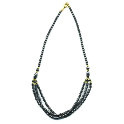 1903-collier-hematite-3-rangees