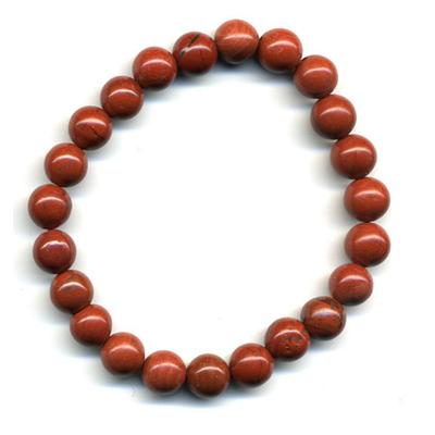 1839-bracelet-en-jaspe-rouge-boules-8mm