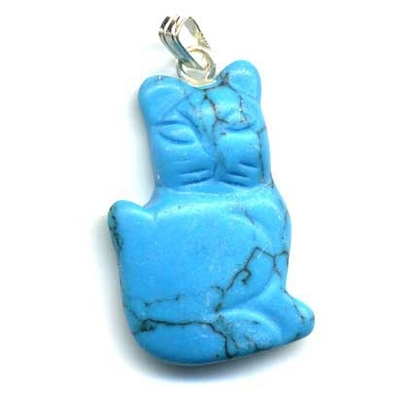 1831-pendentif-chat-howlite-turquoise