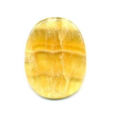 1663-mini-pierre-plate-calcite-orange