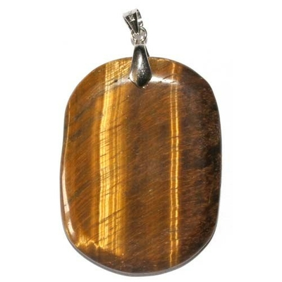 4154-oeil-de-tigre-pierre-plate-en-pendentif