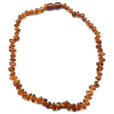 1276-collier-ambre-brun-bebe