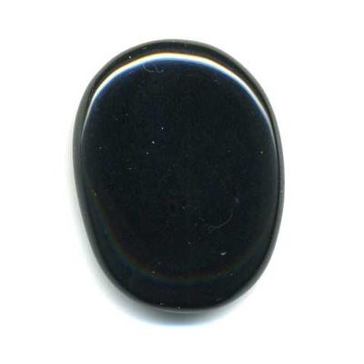 1212-pierre-plate-obsidienne-noire